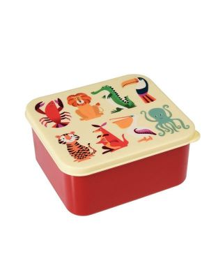 Colorful Creatures lunch box