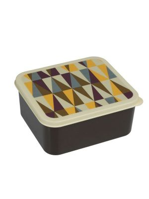 Metro Geometric lunch box