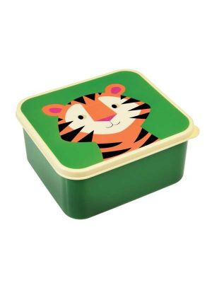 Tiger lunch box