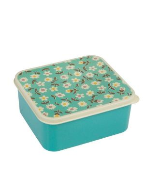 Vintage Daisy lunch box