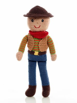 Cowboy von Pebble - FairTrade