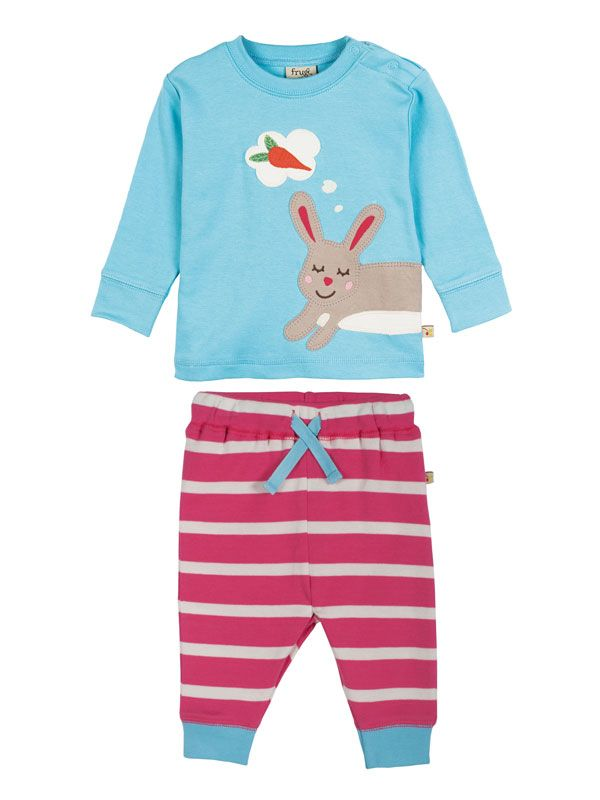 Frugi Schlafanzug - Little Lizzie - 18-24 Monate