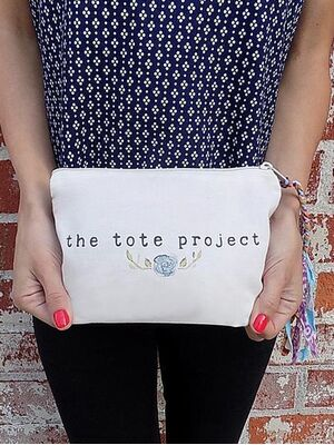 The Tote Project Handtasche / Clutch -  the tote project