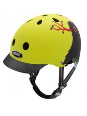 "Nutcase Kinder Fahrradhelm Little Nutty ""Little Monsters"" - Gr��e XS (48 - 52 cm)"