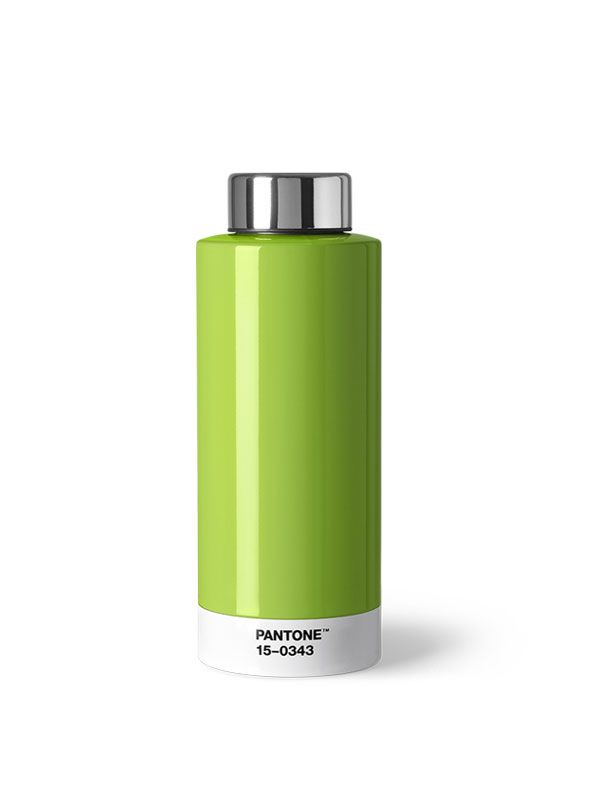 Pantone Universe Trinkflasche / 630 ml - Green 15-0343