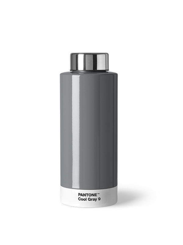Pantone Universe Trinkflasche / 630 ml - Cool Gray 9