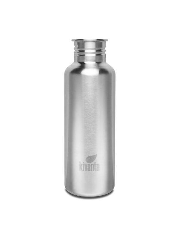 kivanta 750 ml edelstahl trinkflasche