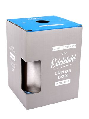LunchBuddy Edelstahl Isolierbehälter 700 ml - Pink