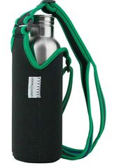 LunchBuddy Bottle Sling M (800 ml) - black