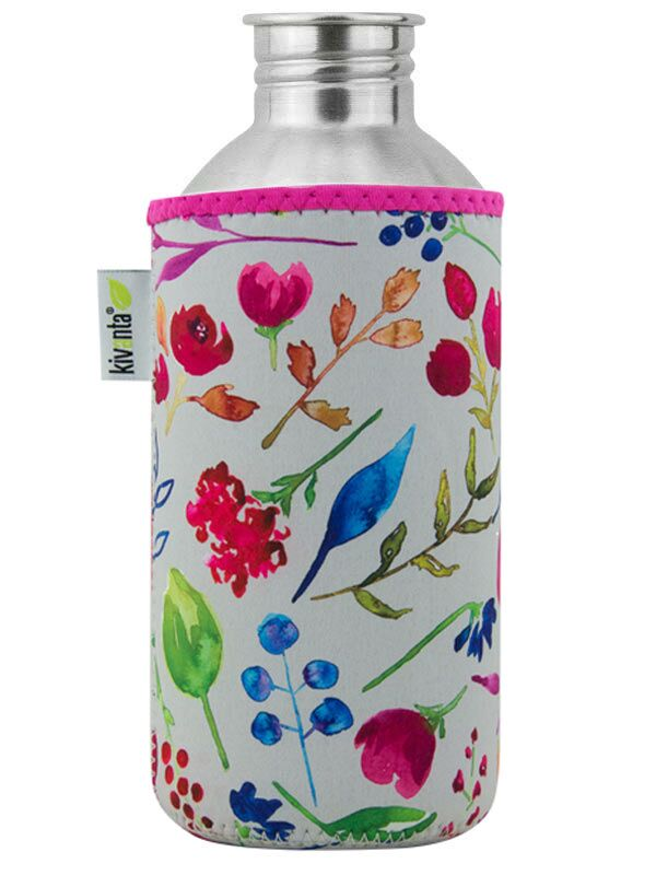 Kivanta Isolierhülle 1200 ml - Flower Garden
