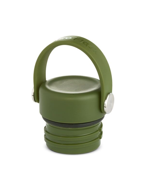 Hydro Flask Standard Mouth Flex Cap - olive