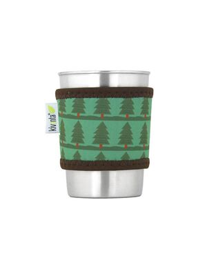 Kivanta Sleeve für Trinkbecher 300 ml - Forest