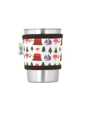Kivanta Sleeve für Trinkbecher 300 ml - Woodland