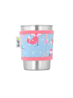 Kivanta Sleeve für Trinkbecher 300 ml - Snow Friends