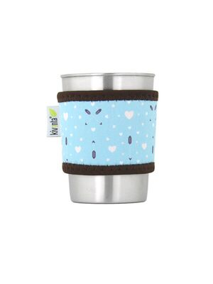 Kivanta Sleeve für Trinkbecher 300 ml - Pastel Hearts