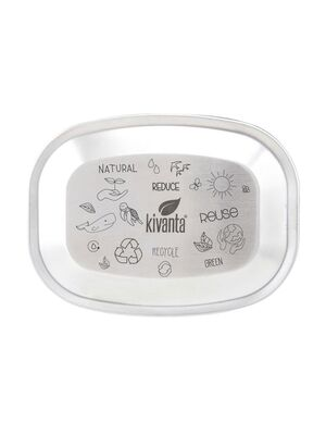 Kivanta Motiv-Deckel für Lunchbox XL - LOVE EARTH
