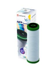 Carbonit - Aktivkohle-Filterpatrone NFP-Premium D-9 (single packaging)